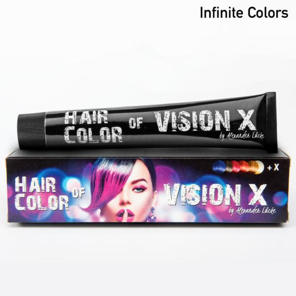 Infinite Colors